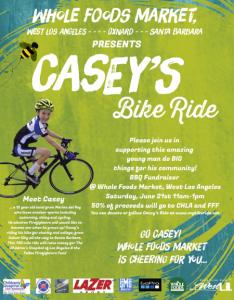 caseys ride